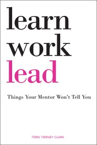 Learn, Work, Lead front cover